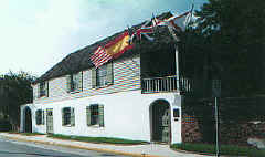 St Augustine Florida Oldest House